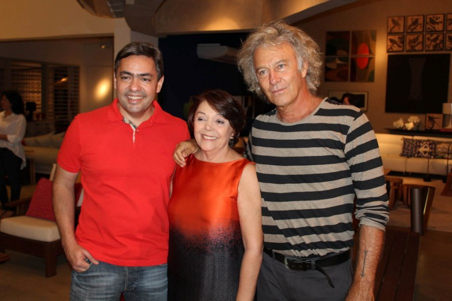 Alexandre Castro, Bizet Castro e Carlos Motta